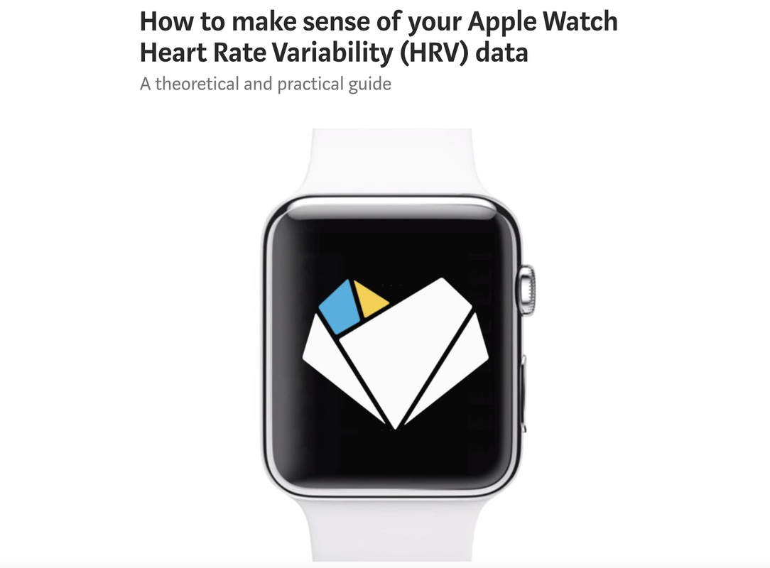 How to make sense of your Apple Watch Heart Rate Variability